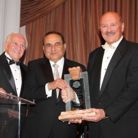 Gala Honors Civic Leader Ghassan Saab